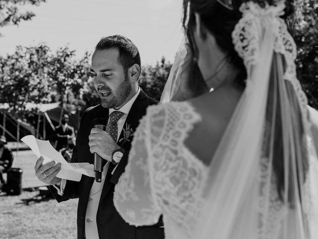 La boda de Eva y David en El Burgo De Ebro, Zaragoza 41