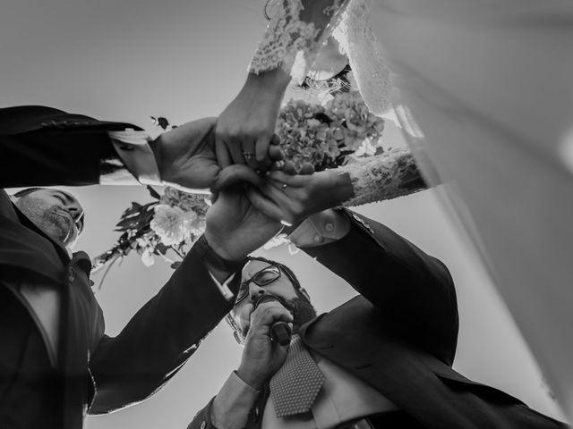 La boda de Eva y David en El Burgo De Ebro, Zaragoza 42