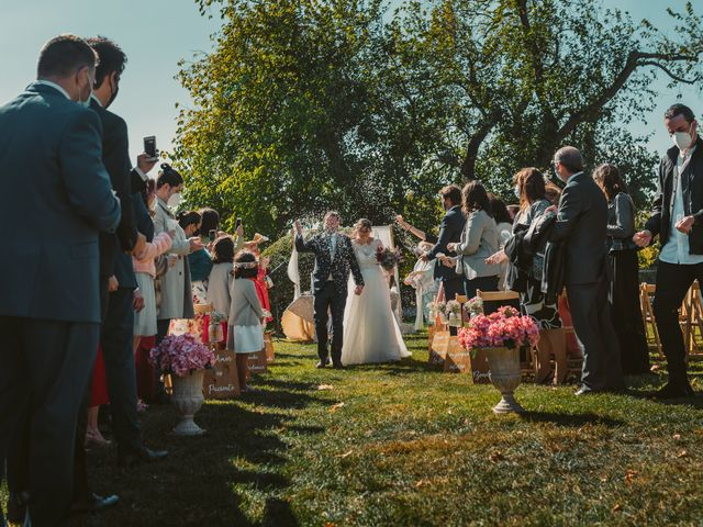 La boda de Eva y David en El Burgo De Ebro, Zaragoza 43