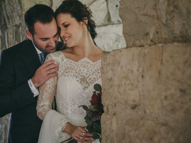 La boda de Eva y David en El Burgo De Ebro, Zaragoza 1
