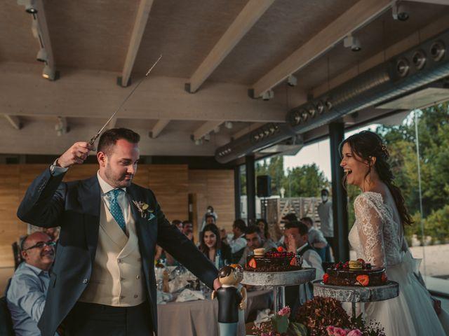 La boda de Eva y David en El Burgo De Ebro, Zaragoza 45