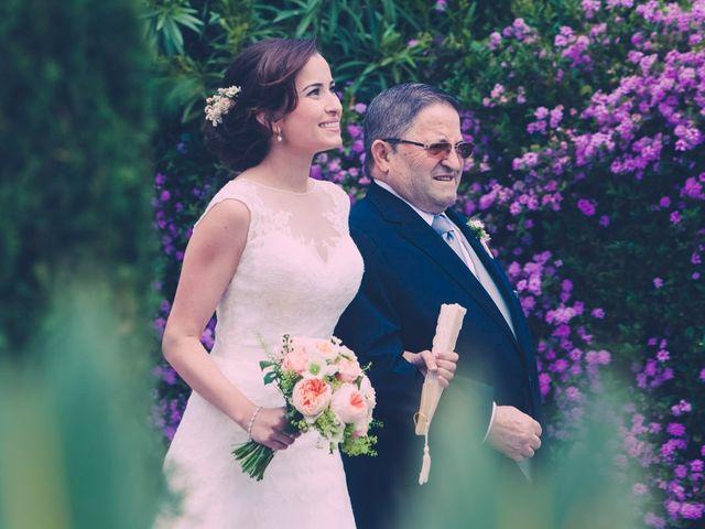 La boda de Guillermo y Sara en Castelló/castellón De La Plana, Castellón 13