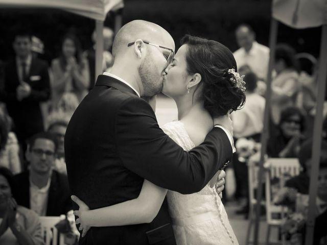La boda de Guillermo y Sara en Castelló/castellón De La Plana, Castellón 21
