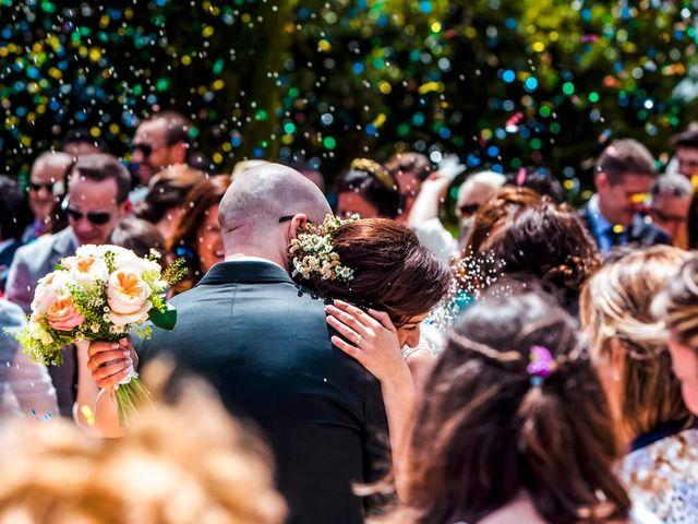 La boda de Guillermo y Sara en Castelló/castellón De La Plana, Castellón 23