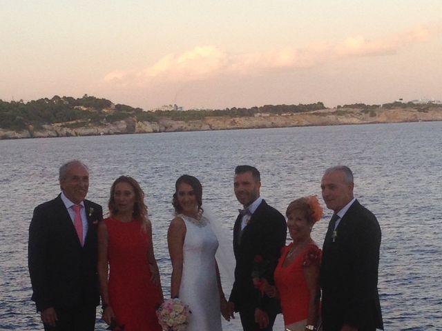 La boda de Daniel  y Paula  en Palma De Mallorca, Islas Baleares 3