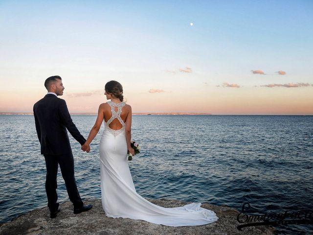 La boda de Daniel  y Paula  en Palma De Mallorca, Islas Baleares 1