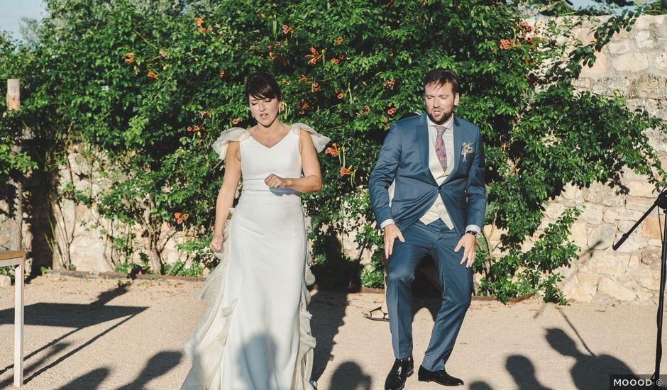 La boda de Tato y Vicky en Pedraza, Segovia