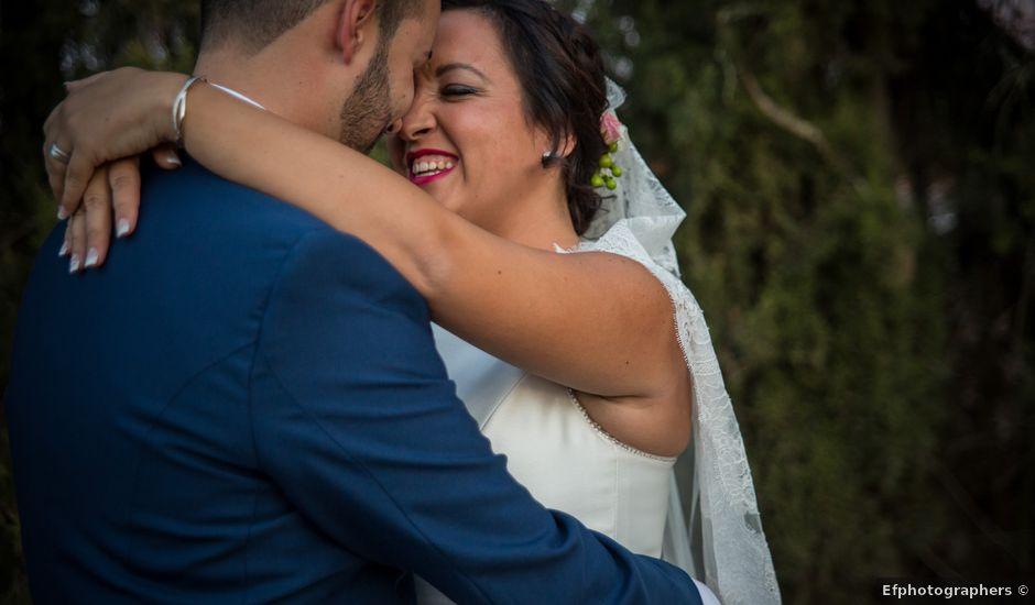 La boda de Juanjo y Elena en Badajoz, Badajoz