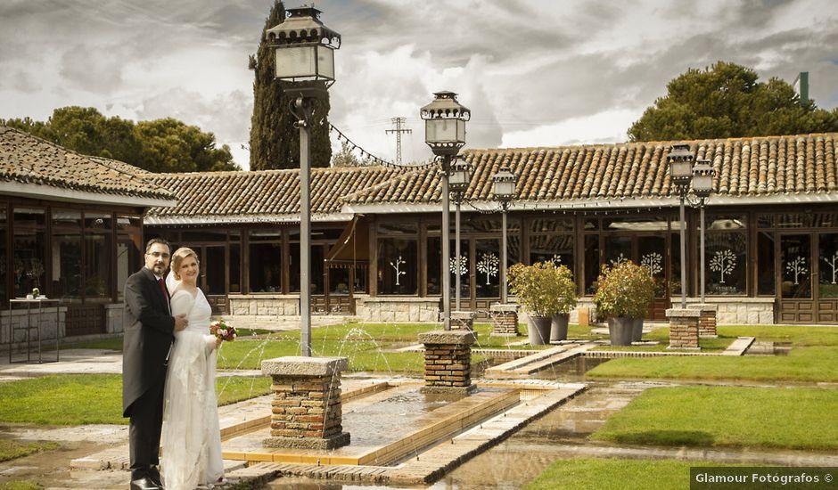 La boda de Rubén y Teresa en Illescas, Toledo