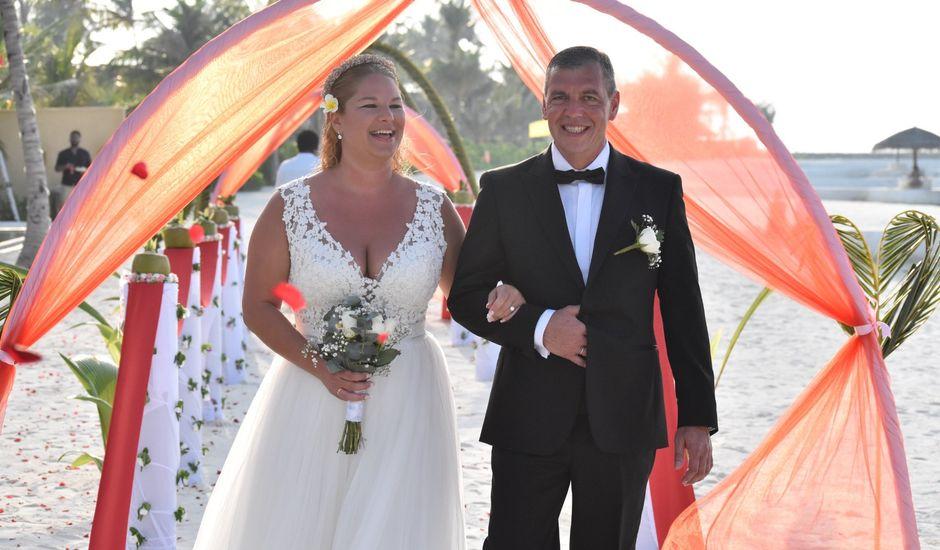 La boda de Fátima y Rafael en Trujillo (Moya), Las Palmas