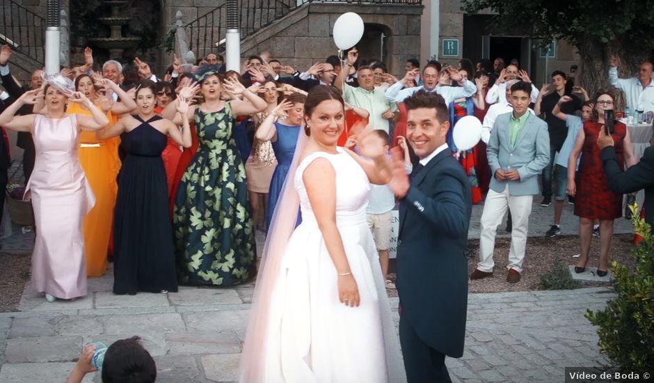 La boda de Domingo y Patricia en Barco De Avila, Ávila