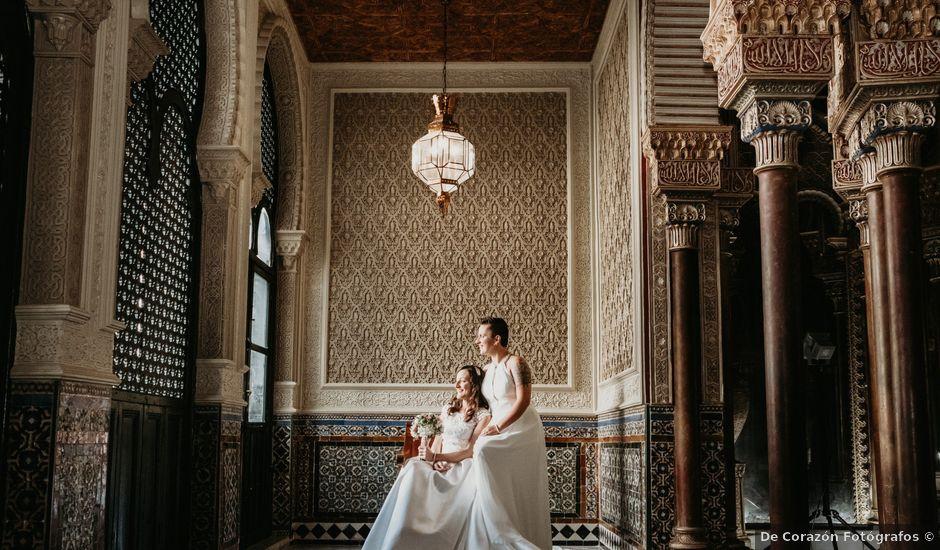 La boda de Isabel y Marmen en Utrera, Sevilla
