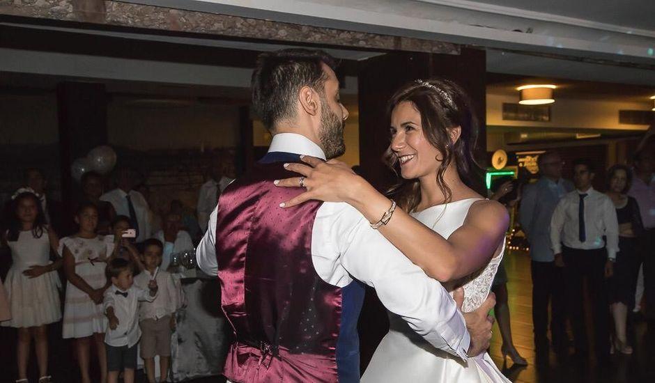 La boda de Javier  y Samira en Valoria La Buena, Valladolid