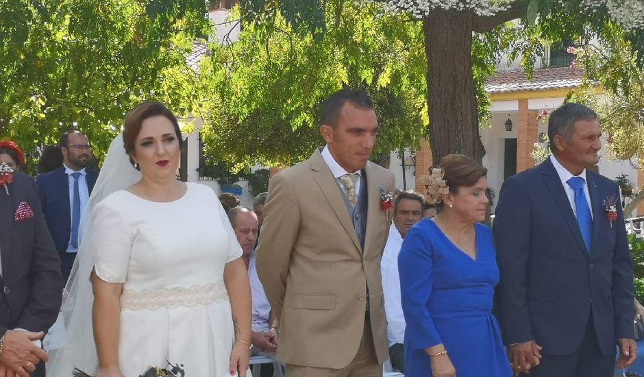 La boda de Pedro y Guadalupe en Cabra, Córdoba