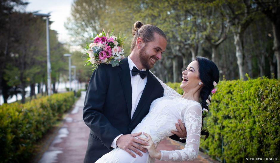 La boda de Carlos y Stephanie en Madrid, Madrid