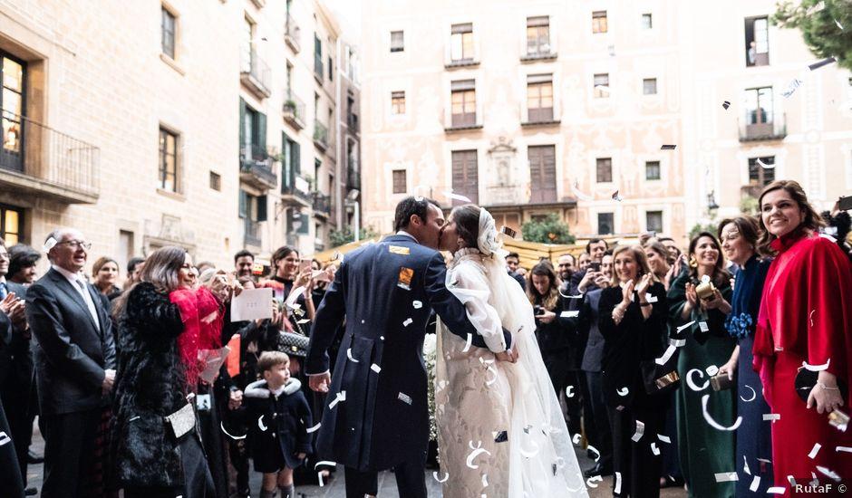 La boda de Lupe y Pepo en Barcelona, Barcelona