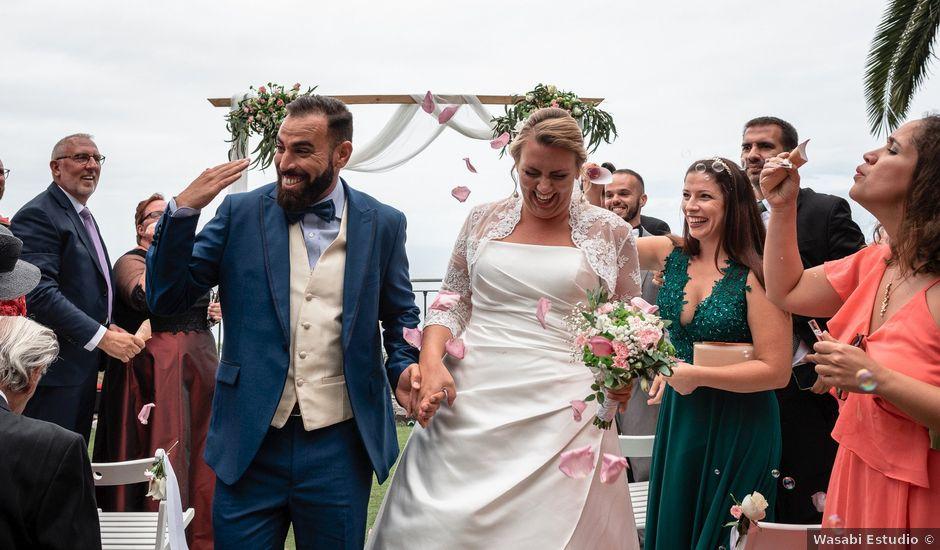 La boda de Musta y Jasmin en La Victoria De Acentejo, Santa Cruz de Tenerife