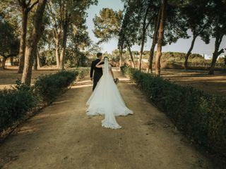 La boda de Ester  y Juan Tomás  1