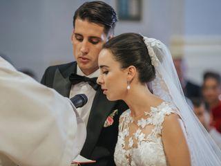 La boda de Ester  y Juan Tomás