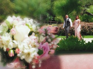 La boda de Roxana y Miguel