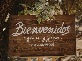 La boda de Yana y Juan 1