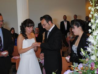 La boda de Lucia y Gabi