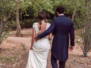 La boda de Elena y Luismi