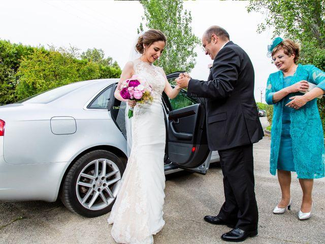 La boda de Javier y Tania en Illescas, Toledo 9
