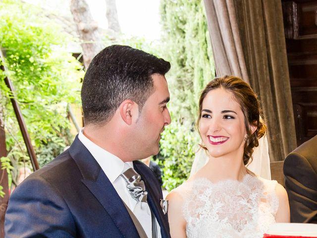 La boda de Javier y Tania en Illescas, Toledo 14