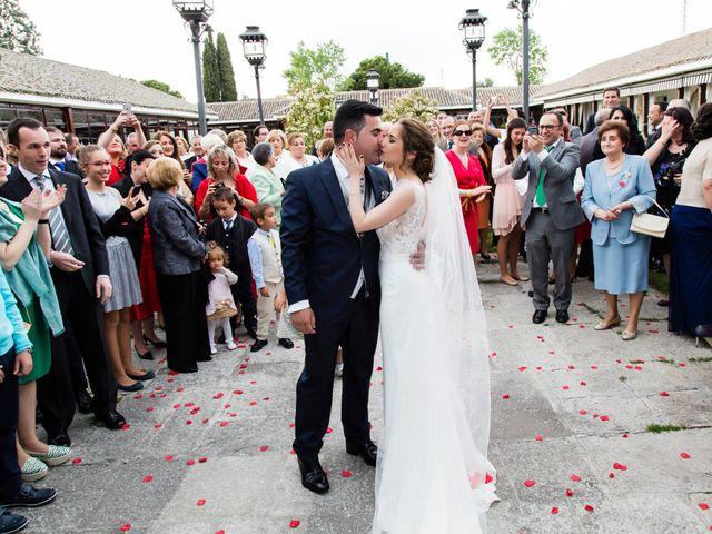 La boda de Javier y Tania en Illescas, Toledo 17