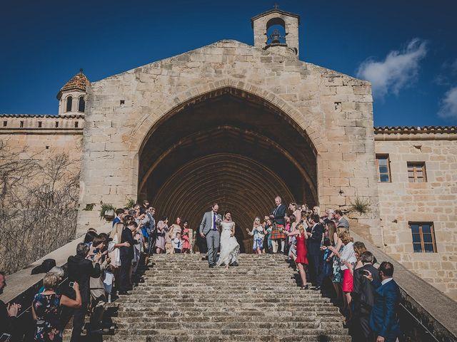 La boda de Rob y Elena en Horta De Sant Joan, Tarragona 93