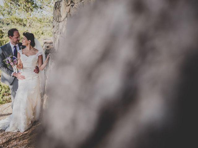 La boda de Rob y Elena en Horta De Sant Joan, Tarragona 97
