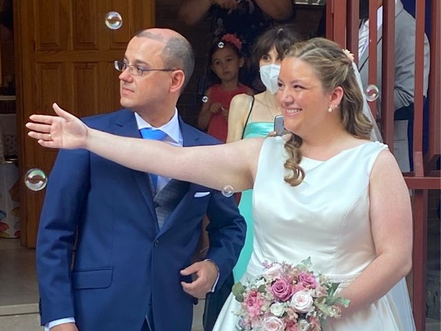 La boda de Marcos y Nerea en Madrid, Madrid 5
