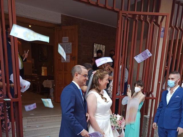 La boda de Marcos y Nerea en Madrid, Madrid 7
