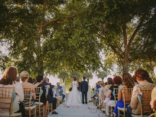 La boda de Juan y Yana en Jerez De La Frontera, Cádiz 15