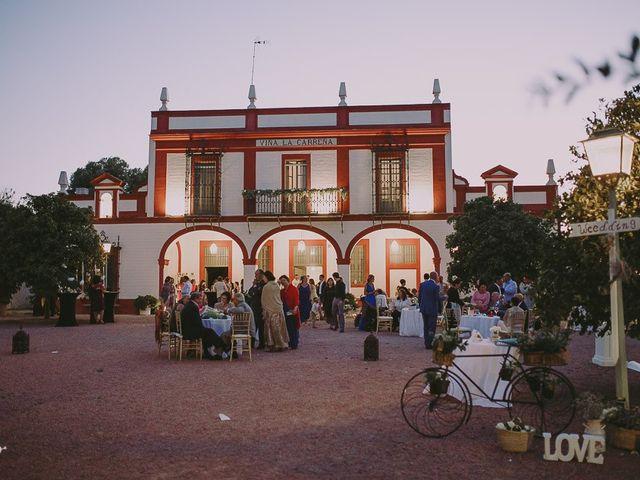 La boda de Juan y Yana en Jerez De La Frontera, Cádiz 17