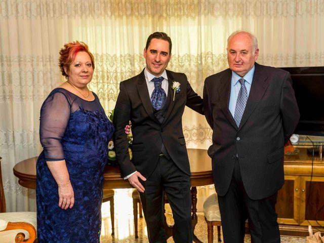 La boda de Miguel y Paula en Valencia, Valencia 1