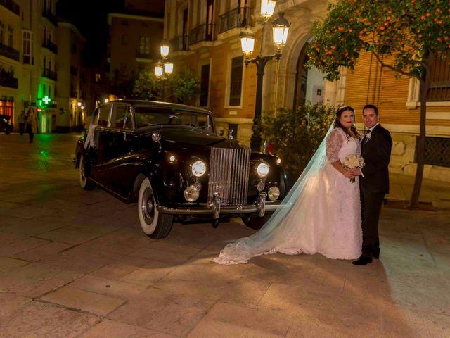 La boda de Miguel y Paula en Valencia, Valencia 13
