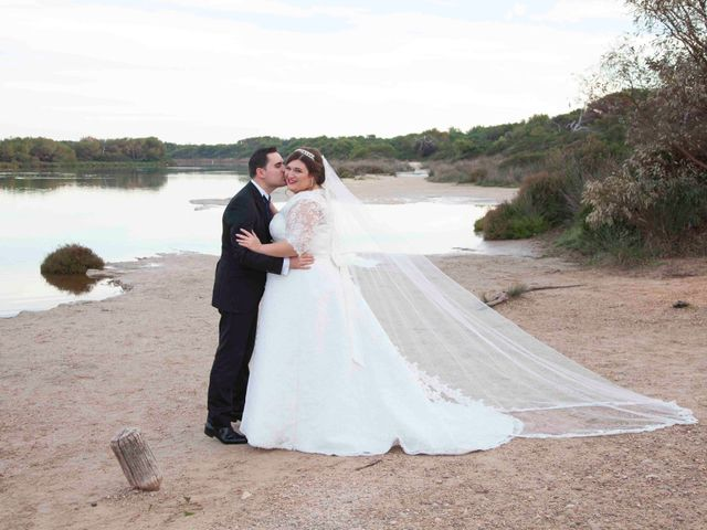 La boda de Miguel y Paula en Valencia, Valencia 16