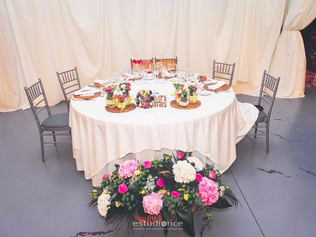 La boda de Carlos y Raquel en Alberic, Valencia 15