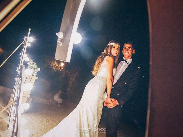 La boda de Carlos y Raquel en Alberic, Valencia 24