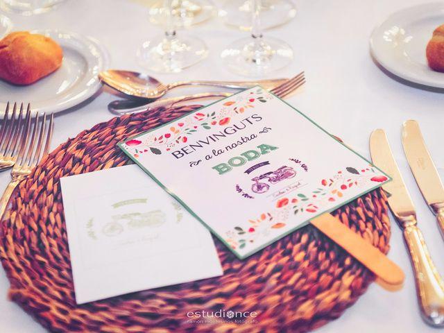 La boda de Carlos y Raquel en Alberic, Valencia 28