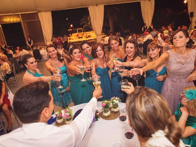 La boda de Carlos y Raquel en Alberic, Valencia 31