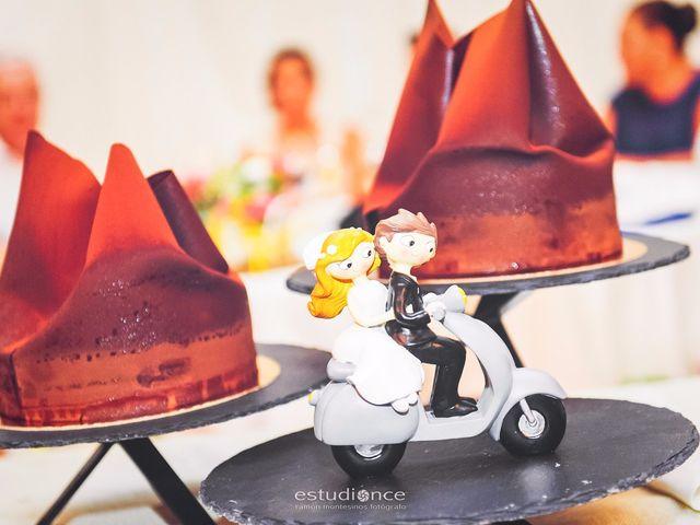 La boda de Carlos y Raquel en Alberic, Valencia 32