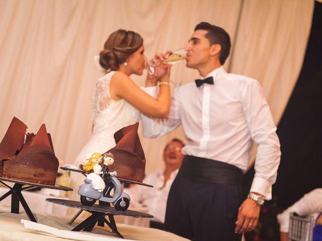 La boda de Carlos y Raquel en Alberic, Valencia 33