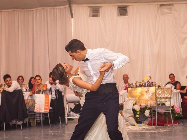 La boda de Carlos y Raquel en Alberic, Valencia 34