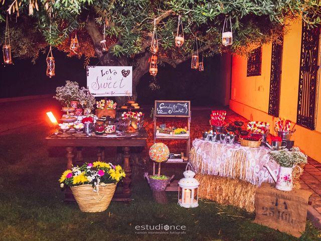 La boda de Carlos y Raquel en Alberic, Valencia 37