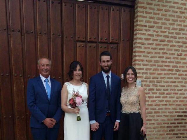 La boda de Daniel y Ana en Olmedo, Valladolid 8