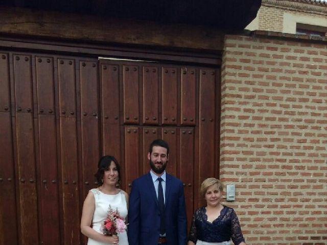 La boda de Daniel y Ana en Olmedo, Valladolid 9