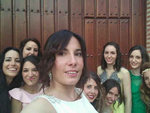 La boda de Daniel y Ana en Olmedo, Valladolid 1